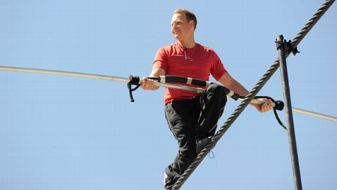 ht Daredevil Nik Wallenda tightrope walker thg 120608 wblog Before the Niagara Walk: Nik Wallendas Biggest Challenge