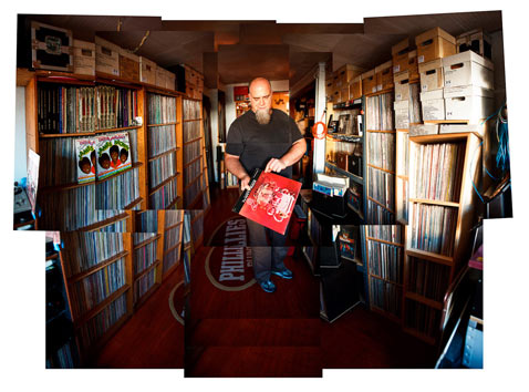 ht Dust Grooves pat james thg 120719 wblog Dust and Grooves: Vinyl Record Collectors from Around the World