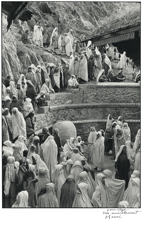 ht Friday Prayer Srinagar Kashmir 1948 blog Rare Photos by Henri Cartier Bresson to Be Auctioned