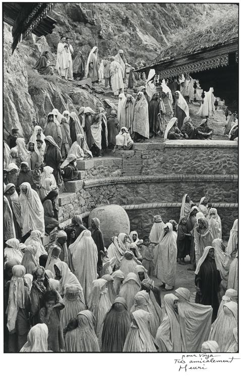 ht Friday Prayer Srinagar Kashmir 1948 blog Rare Photos by Henri Cartier Bresson to Be Auctioned
