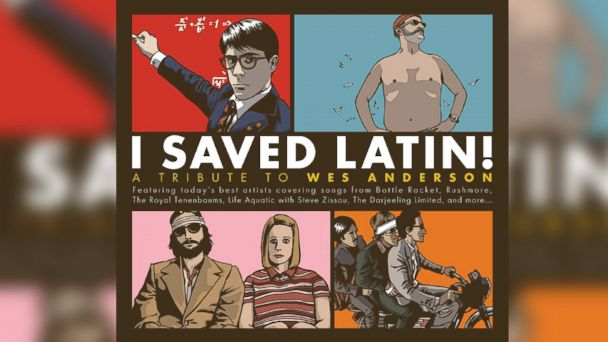 "PHOTO: ""I Saved Latin! A Tribute To Wes Anderson"""