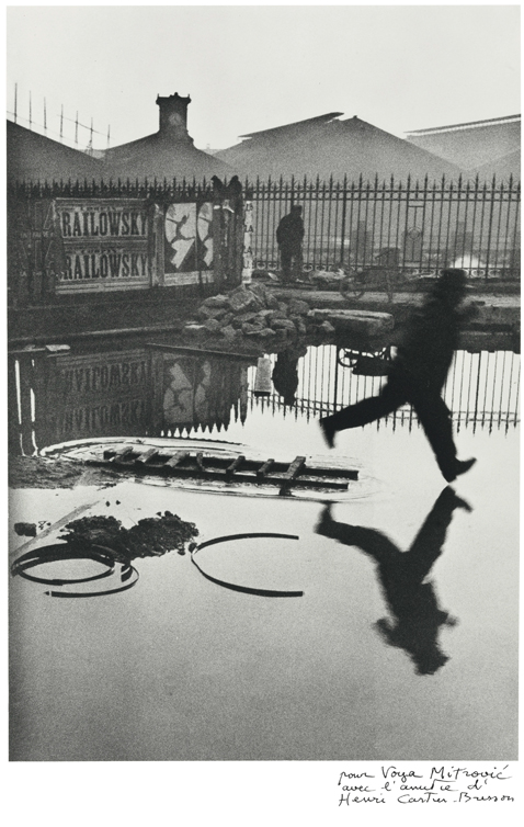 ht La Gare Saint Lazare 1932 blog Rare Photos by Henri Cartier Bresson to Be Auctioned