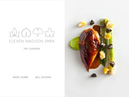 PHOTO:??Eleven Madison Park: The Cookbook