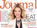 PHOTO: Michelle Pfeiffer is photographed by Ruven Afanador for the cover of the October 2013 issue of Ladies Home Journal.
