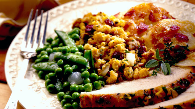 PHOTO: Hormel's balsamic-glazed peas are shown here.