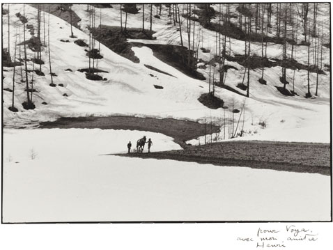 ht Valley Queyras Hautes Alpes France blog Rare Photos by Henri Cartier Bresson to Be Auctioned