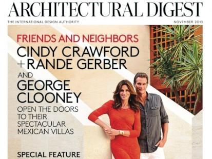 George Clooney and Rande Gerber Villas