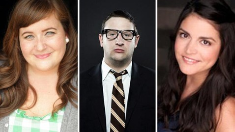 ht aidy bryant tim robinson cecily strong jef 120910 wblog Saturday Night Live Adds Three New Cast Members