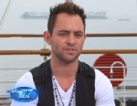 """PHOTO: Matthew Farmer, who appeared on the Jan. 30 episode of """"Idol"""" auditioning in Long Beach, Calif., lied about his military past."""