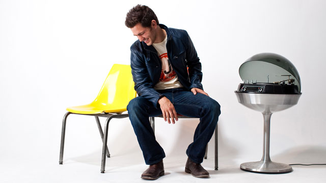 """PHOTO:The soundtrack to this weeks Your Three Words is provided by Andy Grammer. The song is called """"Keep Your Head Up"""" off his self-titled debut album."""