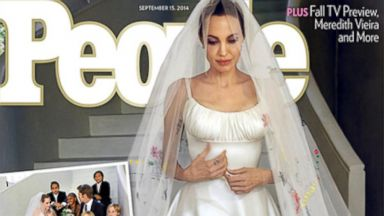 PHOTO: Angelina Jolie is pictured on the Sept. 15, 2014 cover of People.