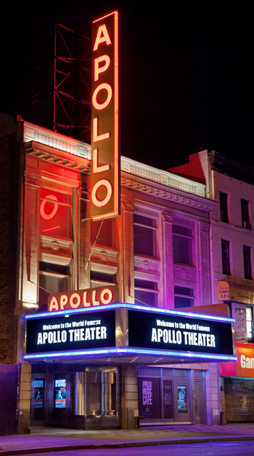 ht apollo theater james karla murray new york nights lpl 130205 blog PHOTOS: Neon New York Nights