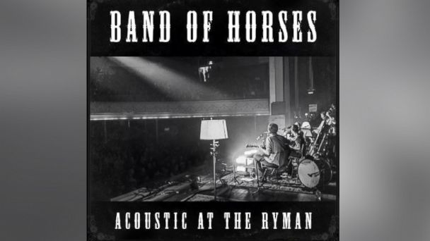 "PHOTO: Band Of Horses ""Acoustic At The Ryman (Live)"""