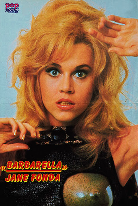ht barbarella dm 120112 vlob Movie Poster Collection for Sale   $3.5 Million