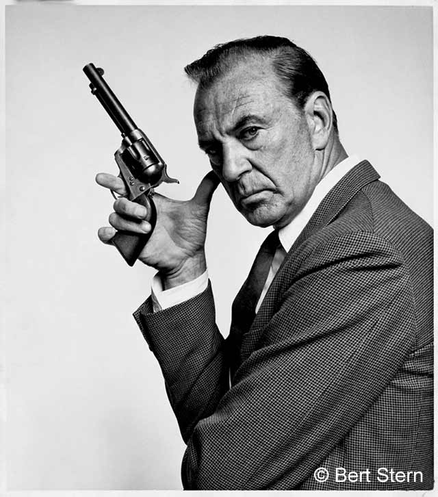 ht bert stern gary cooper 130503 wblog The Original Mad Man