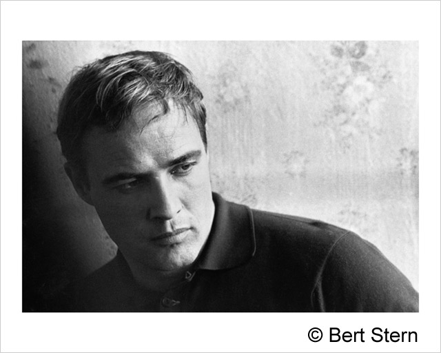 ht bert stern marlon brando ll 130503 wblog The Original Mad Man