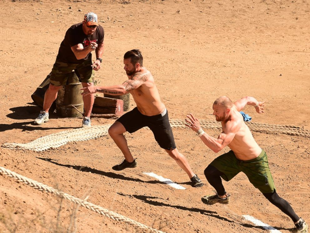 PHOTO: Steve Austin is pictured in the second season of Steve Austins Broken Skull Challenge on CMT.