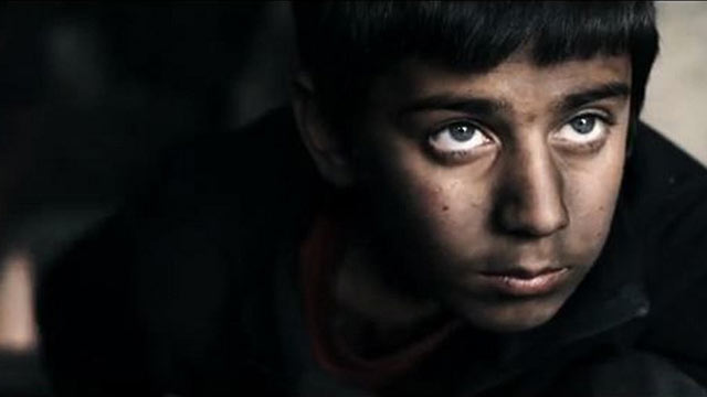 "PHOTO: A film still from ""Buzkashi Boys."""