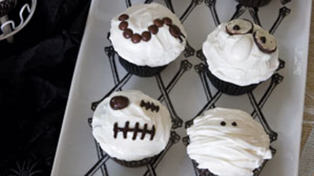 PHOTO: Sandra Lee's Chocolate Cupcake Critters