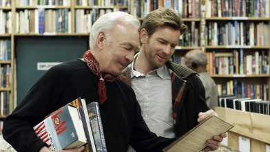 PHOTO: Christopher Plummer and Ewan McGregor
