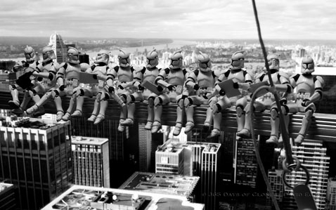 ht cloned photos 07 nt 120706 Star Wars Troopers Used by Photographer David Eger to Recreate Iconic Images