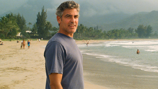 "PHOTO: George Clooney stars in the film, ""The Descendants."""