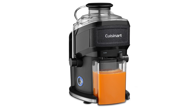 PHOTO: Cuisinart's compact juice extractor is shown here.
