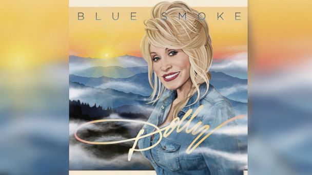 "PHOTO: Dolly Partons ""Blue Smoke"""