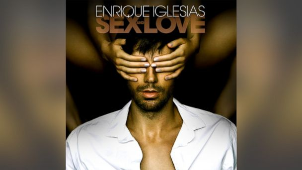"PHOTO: Enrique Iglesias, ""Sex and Love."""