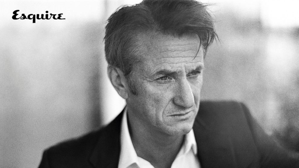 Sean Penn Says He Woul...