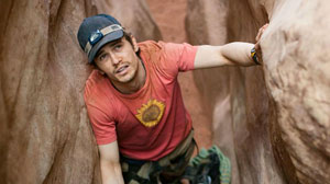 Photo: James Franco in 127 Hours