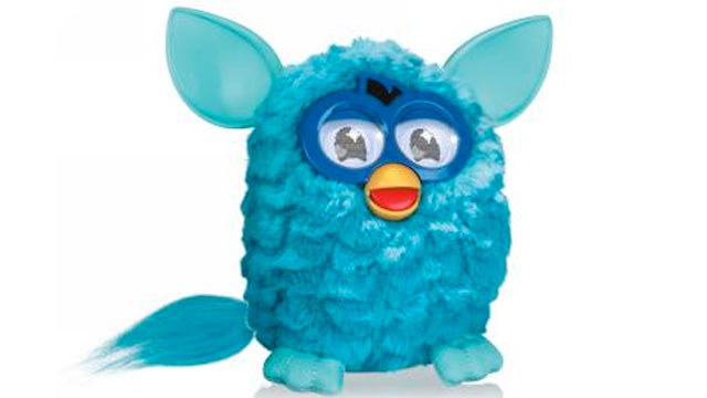 PHOTO: Harsbros 2012 version of the Furby; the original Furby launched in 1998.