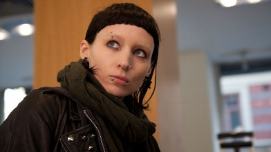 "PHOTO: Rooney Mara stars in Columbia Pictures' ""The Girl with the Dragon Tattoo,"" also starring Daniel Craig."