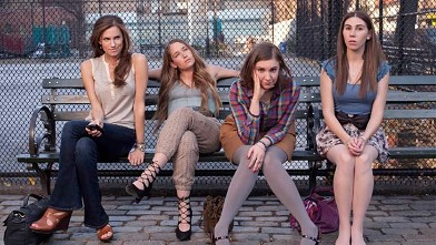 PHOTO: Cast of 'Girls'