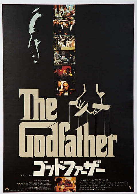 ht godfather dm 120112 vblog Movie Poster Collection for Sale   $3.5 Million