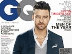 PHOTO: Justin Timberlake is featured on the cover of the December issue of GQ magazine.