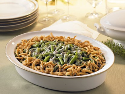 PHOTO: Frenchs original green bean casserole is shown here.