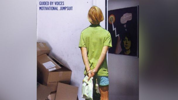 PHOTO: Guided By Voices, Motivational Jumpsuit