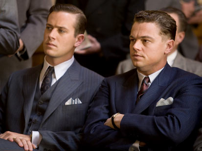 ht hammer dicaprio j edgar jef 111110 main Review: J. Edgars Expert Actors Cant Save Flawed Film