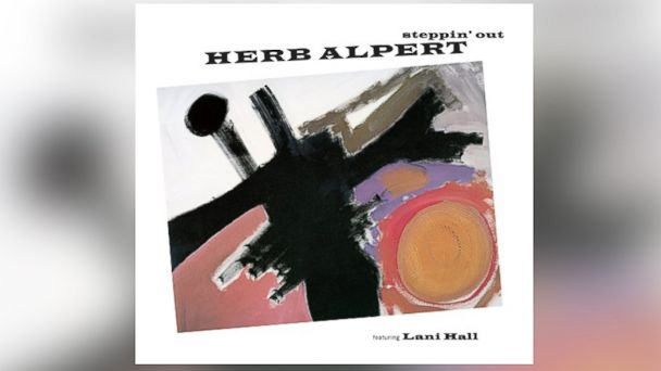 "PHOTO: ""Steppin Out"" by Herb Alpert featuring Lani Hall"