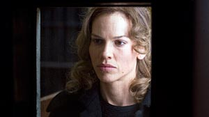 Hilary Swank in CONVICTION