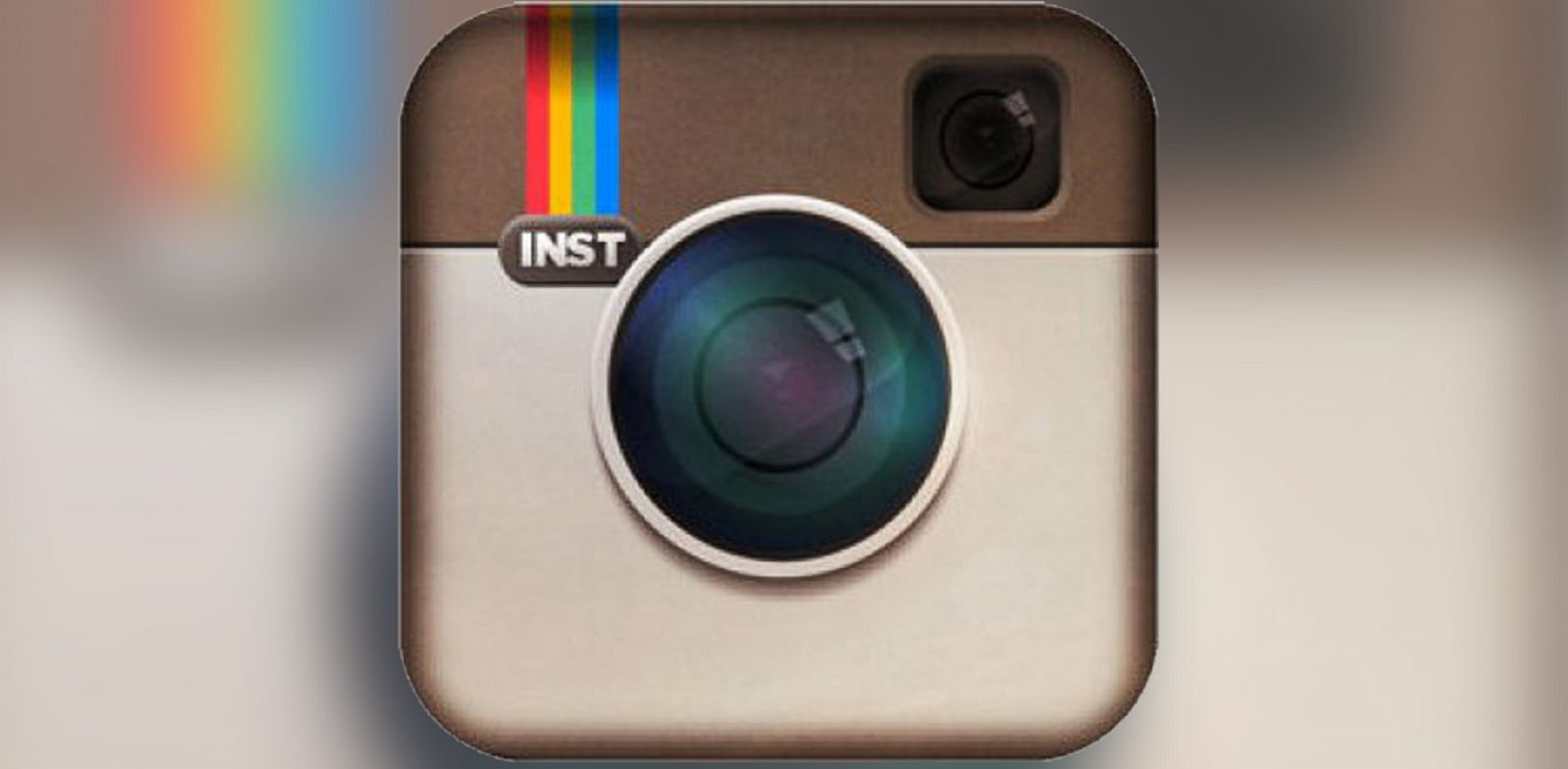 PHOTO: The Instagram logo