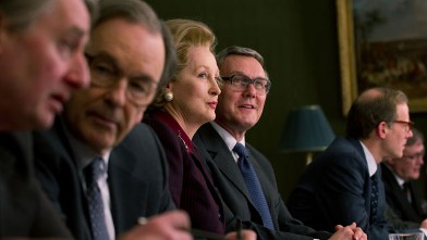 "PHOTO: Meryl Streep stars in ""The Iron Lady""."