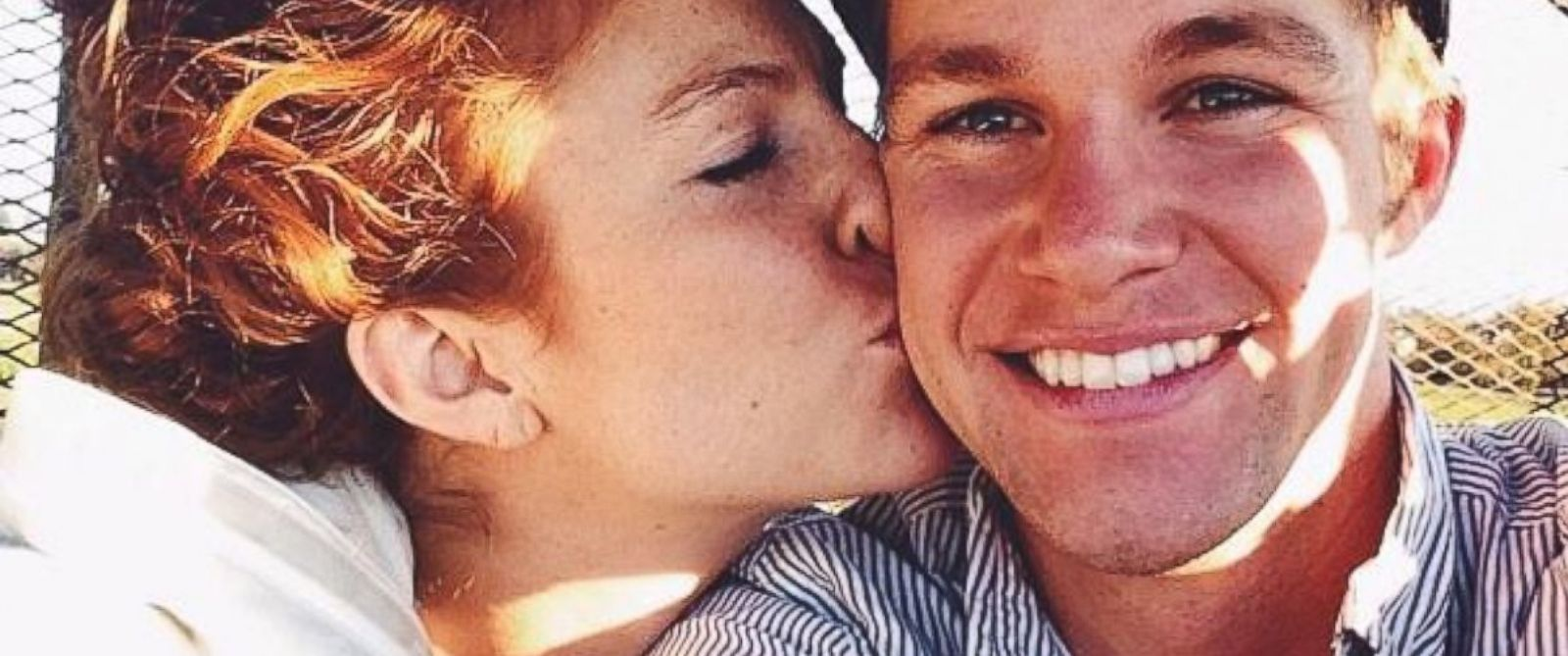PHOTO: Jeremy Roloff and Audrey Botti are seen in this undated photo posted to Facebook.