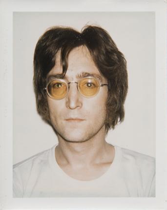 ht john lennon ll 120220 vblog Andy Warhols Polaroid Portraits