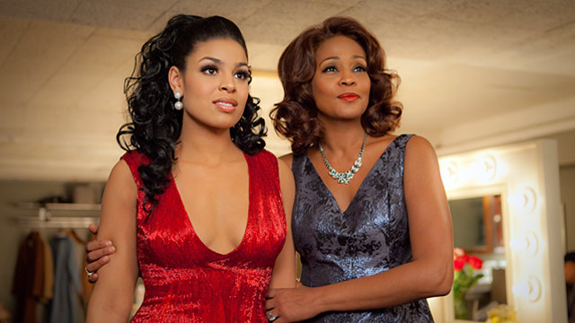 PHOTO: Jordin Sparks and Whitney Houston