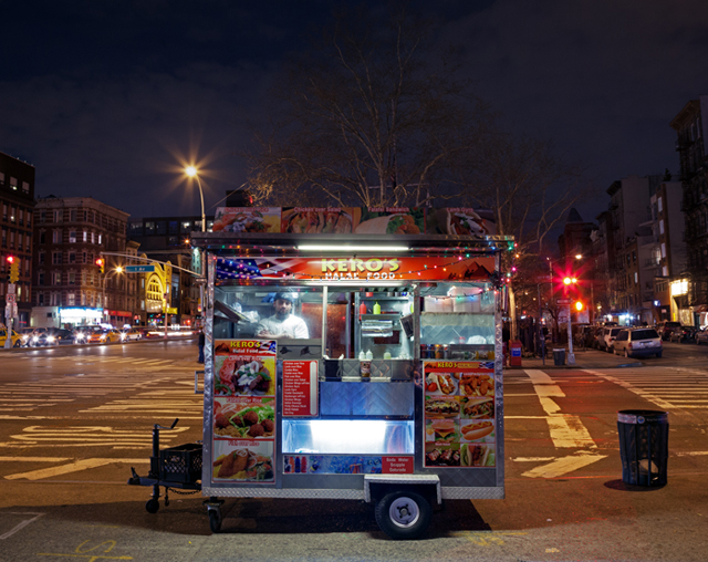 ht keros halal cart james karla murray new york nights lpl 130205 blog PHOTOS: Neon New York Nights