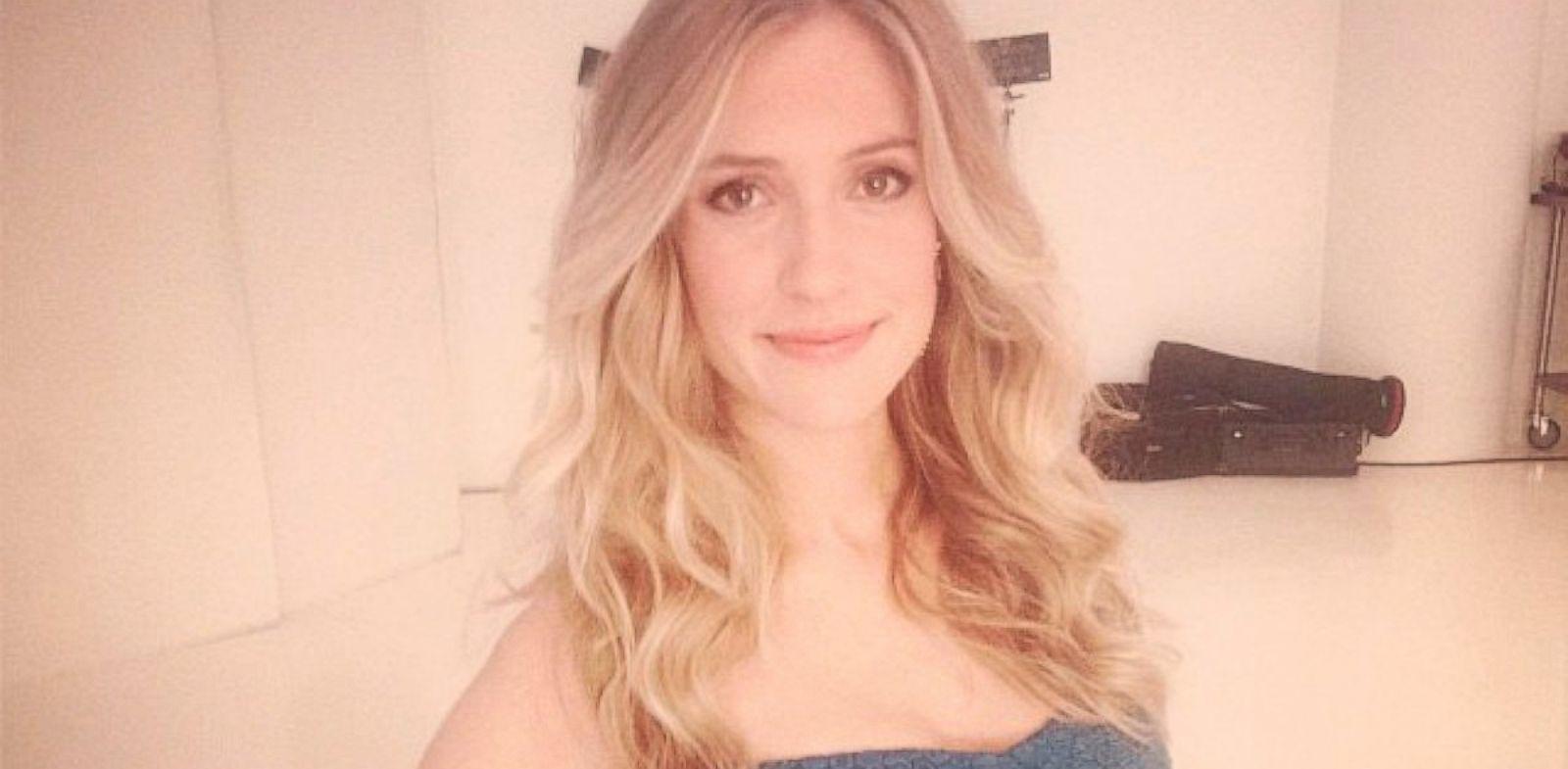 PHOTO: Kristin Cavallari shared this image of herself on Instagram, Jan. 21, 2014.