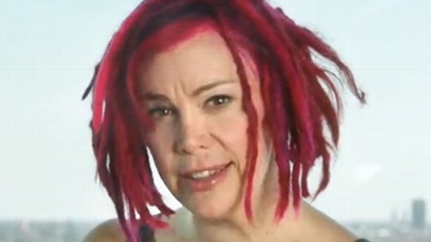 ht lana wachowski dm 120801 wblog Matrix Director Comes Out as Transgender
