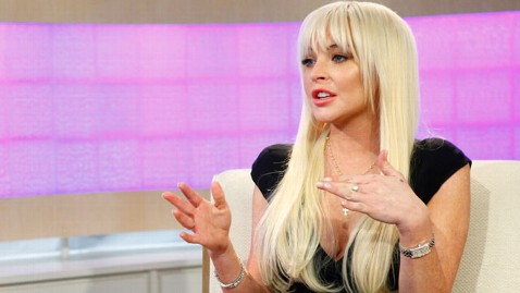 ht lindsay lohan today nt 120301 wblog Lindsay Lohan Set to Knock It Out of the Park on SNL